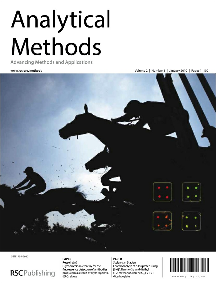 Analytical Methods, volume2, number1, January2010